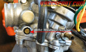 Idle Mixture Screw GY6 50