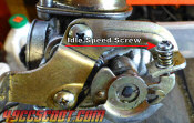 Idle Speed Screw GY6 50