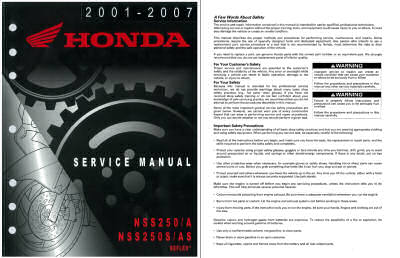 scooter service and repair manuals 1987 Honda Spree Manual 1987 Honda Spree Manual
