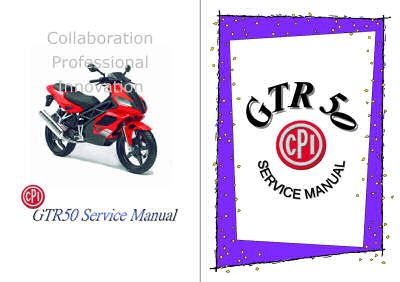 Scooter Service And Repair Manuals border=