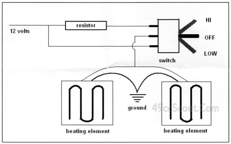 Electric blanket wiring diagram images