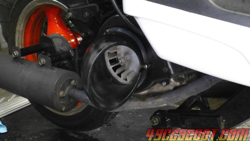 GY6 / 139QMB Oil Cooler Information & Installation Help