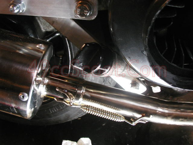 How To : Oil Change | 49ccScoot com Scooter Forums