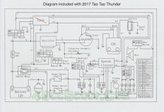 Tao Tao Thunder Wire Schematic