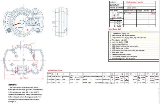 oLPTgIil chinese tach and speedometer installs info and reviews 49ccscoot rx2n replica wiring diagram at soozxer.org
